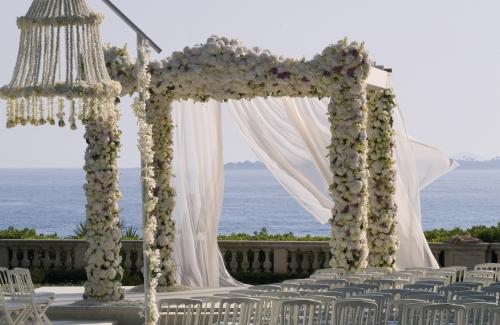 Hotel du Cap casamento 6
