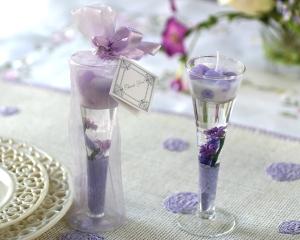lavender wedding 4