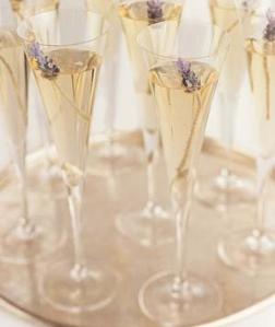 lavender wedding 7