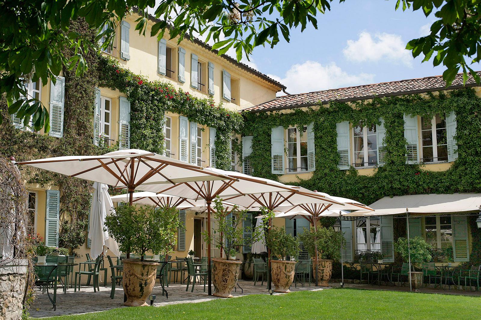 Ресторан La Bastide St Antoine (2 звезды мишлен), Грас (grasse)
