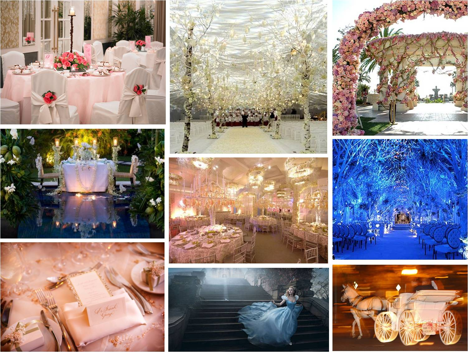 Fairytale Romance Wedding Theme My Riviera Wedding
