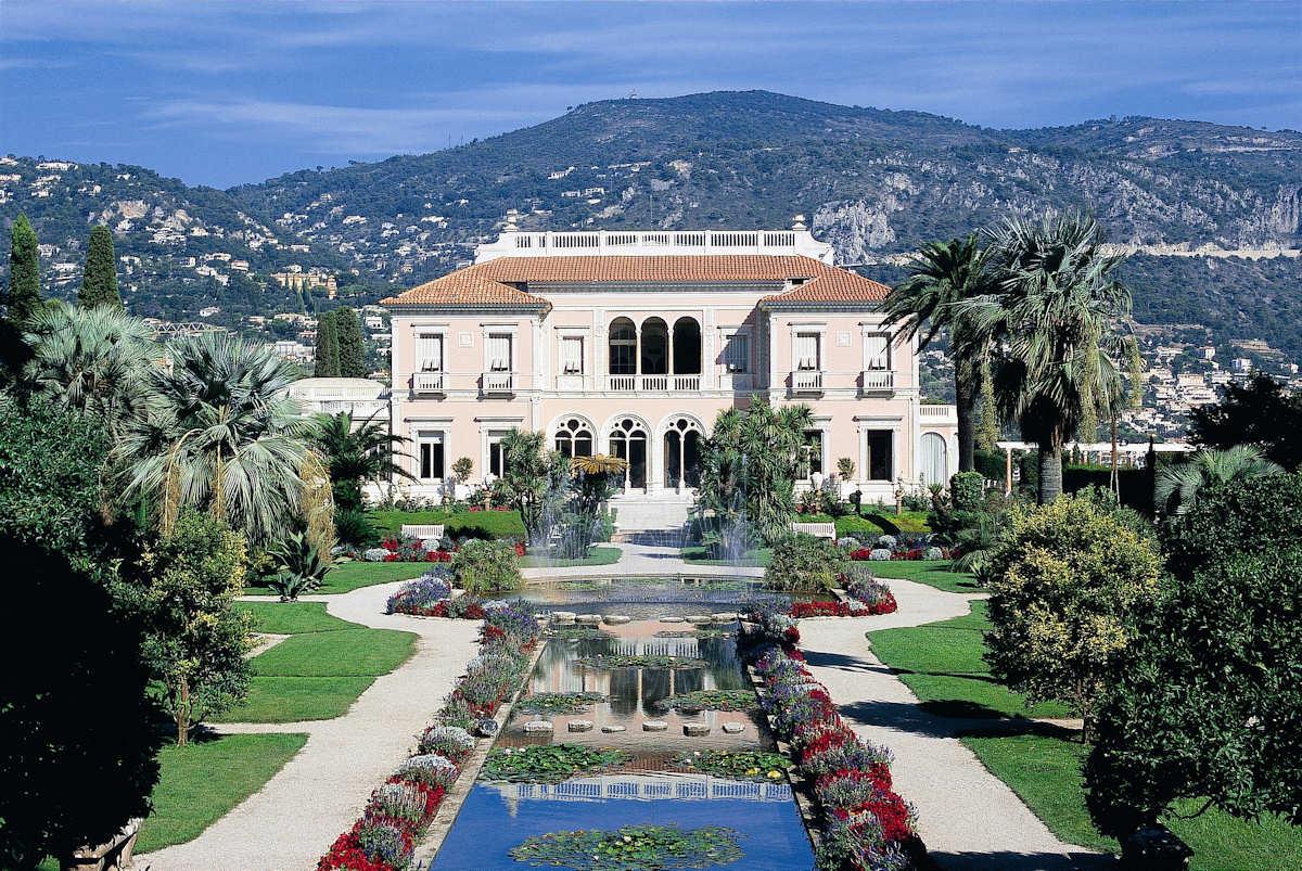 Villa Beaulieu Sur Mer Sale