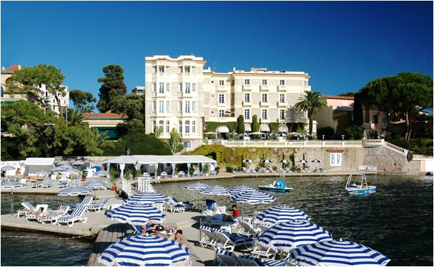 Antibes juan les pins my riviera wedding for Hotels juan les pins