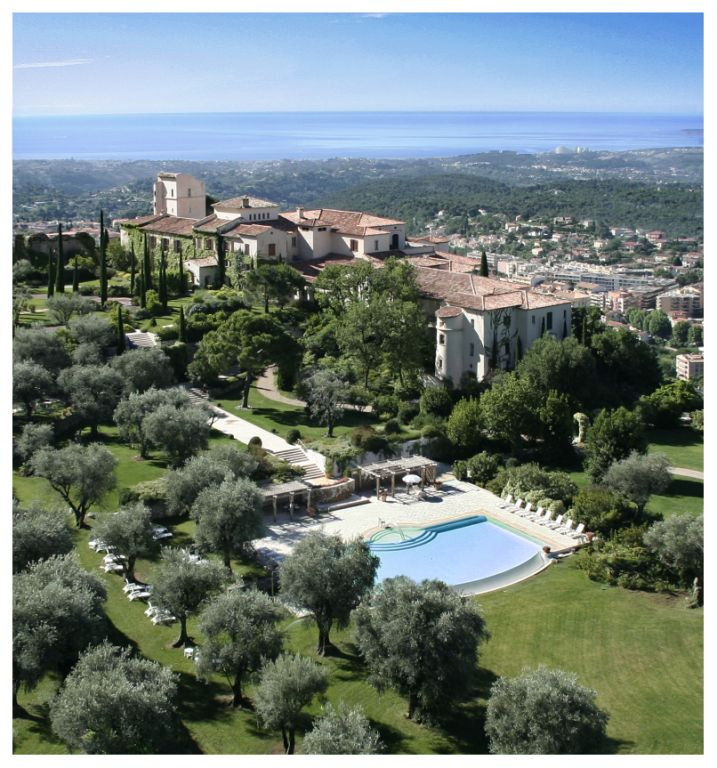 Saint Paul De Vence Hotel Spa